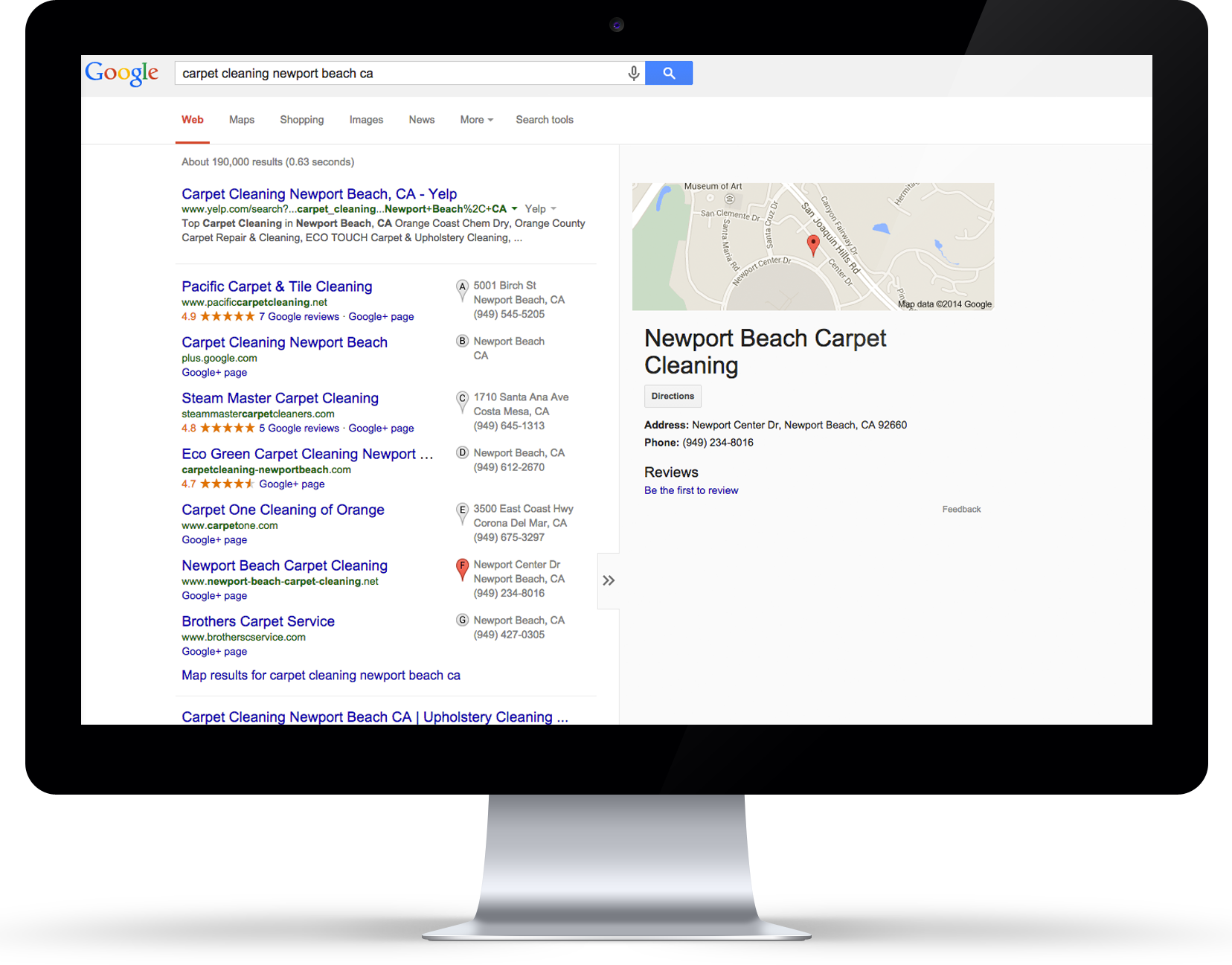 newport beach seo services