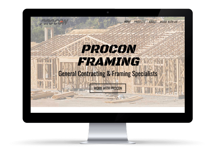 Procon Website Design Logan, UT