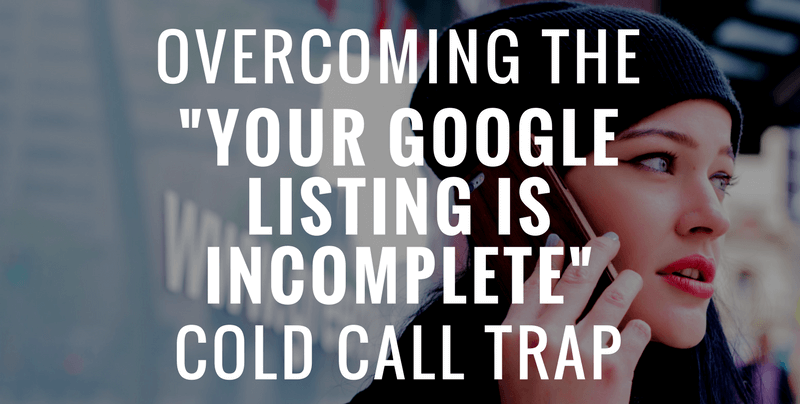 """Your Google Listing is Incomplete"" Header Image"