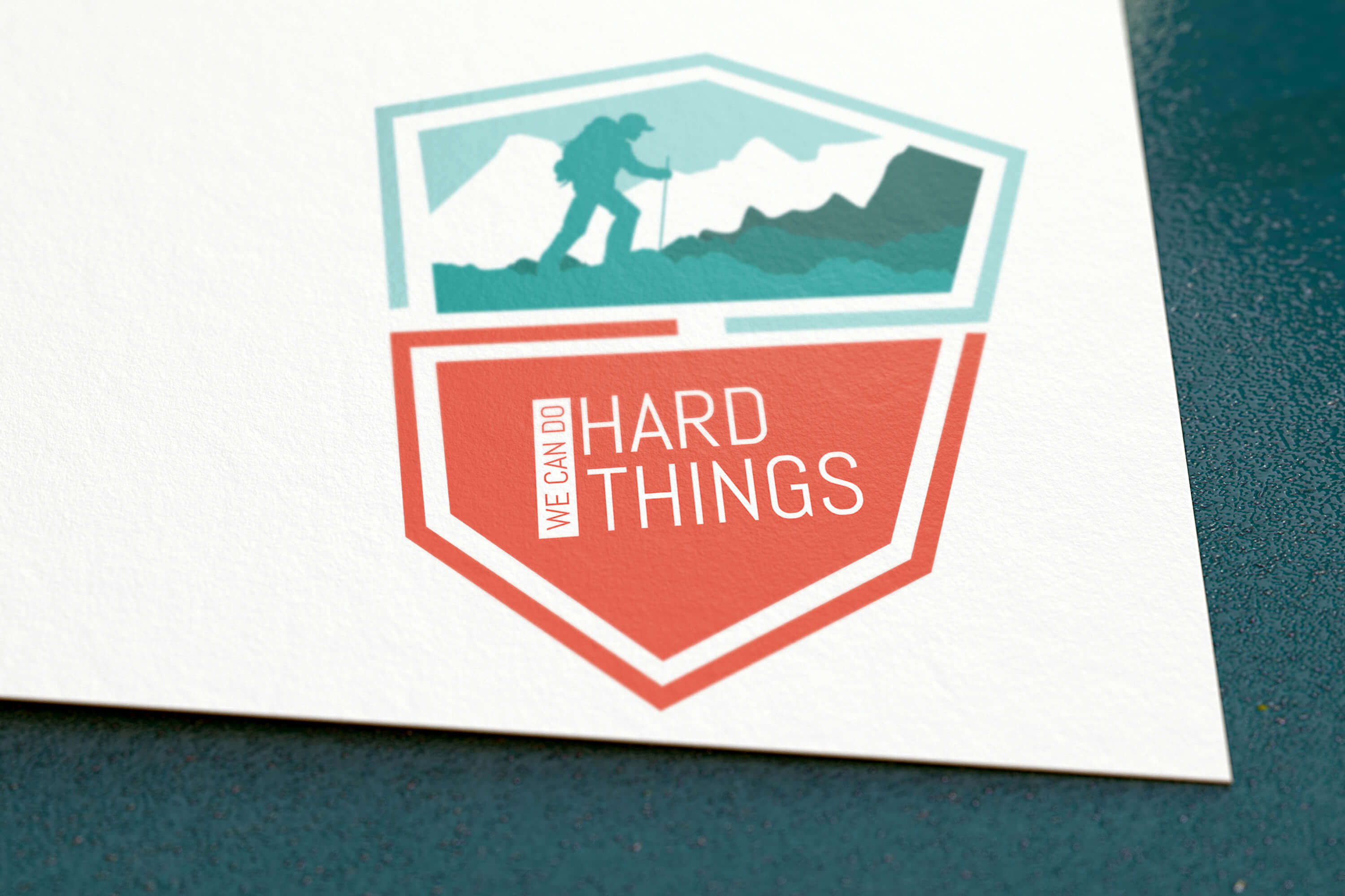 Hard Things Logo Design Project