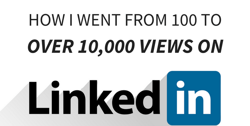 increase linkedin views